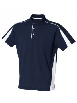 LV390Finden & Hales Club Poly/Cotton Pique Polo Shirt